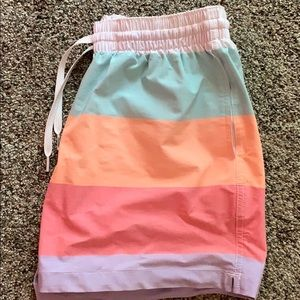 Chubbies swim trunk